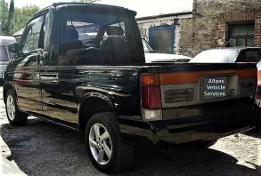 Allans Mazda Bongo pick up