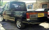 Allans Mazda Bongo pickup
