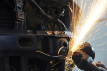 We weld cars and vans