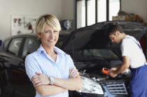 We can take your car for its MOT