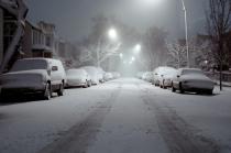Winter service or car check image